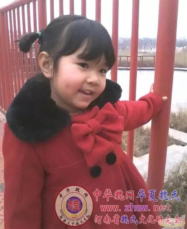 魏家有女初长成(六)两岁琳坪的照片