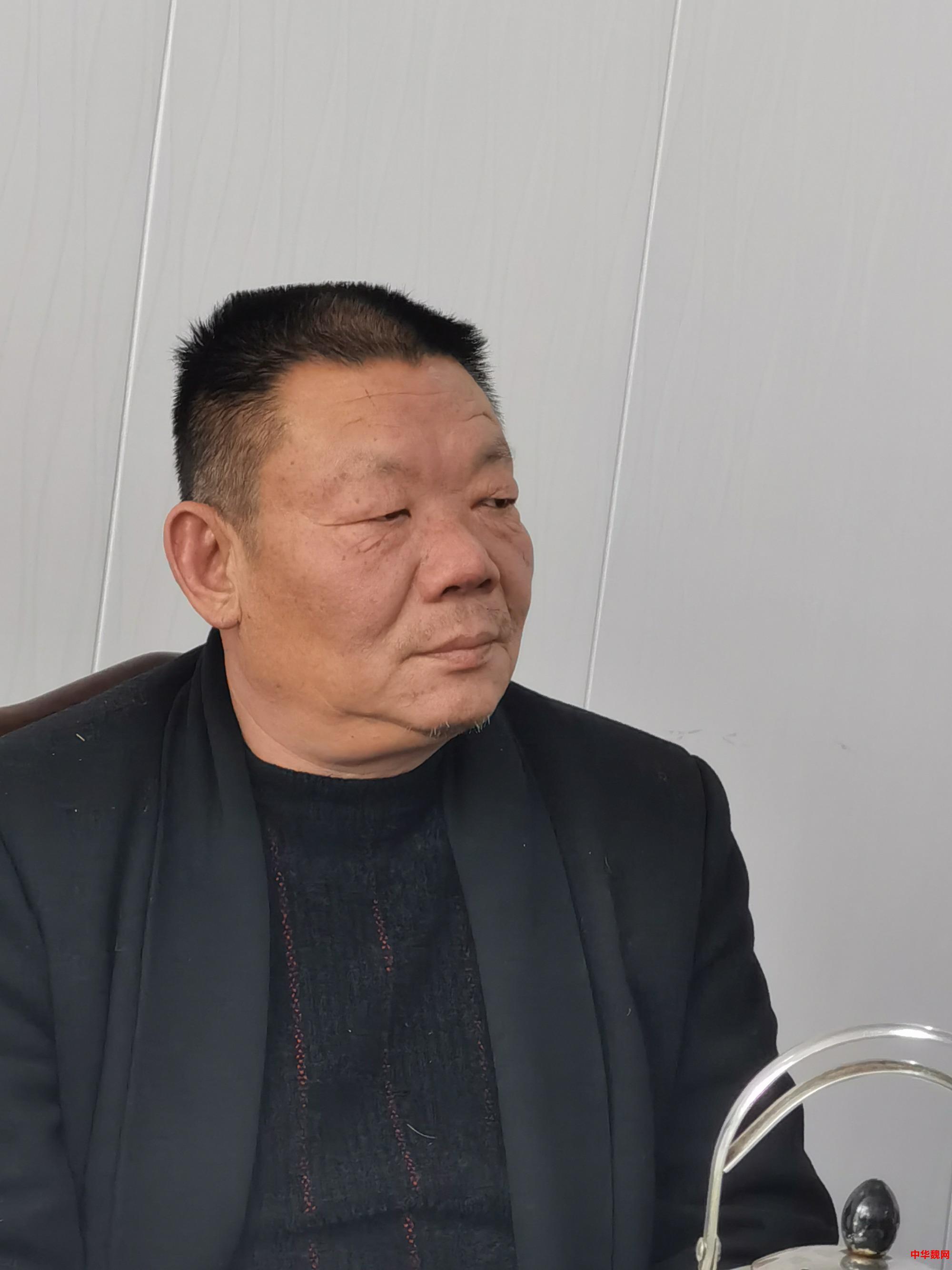 镇平县卢医庙镇大魏营村清明节祭祖纪实