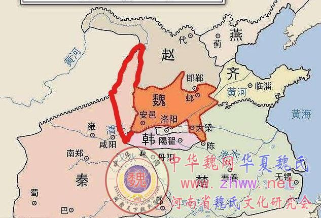 三国魏氏的由来和发展,他们跟魏国有关系吗?